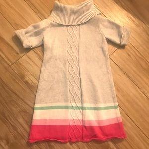 🐳Gymboree Turtleneck Sweater Dress